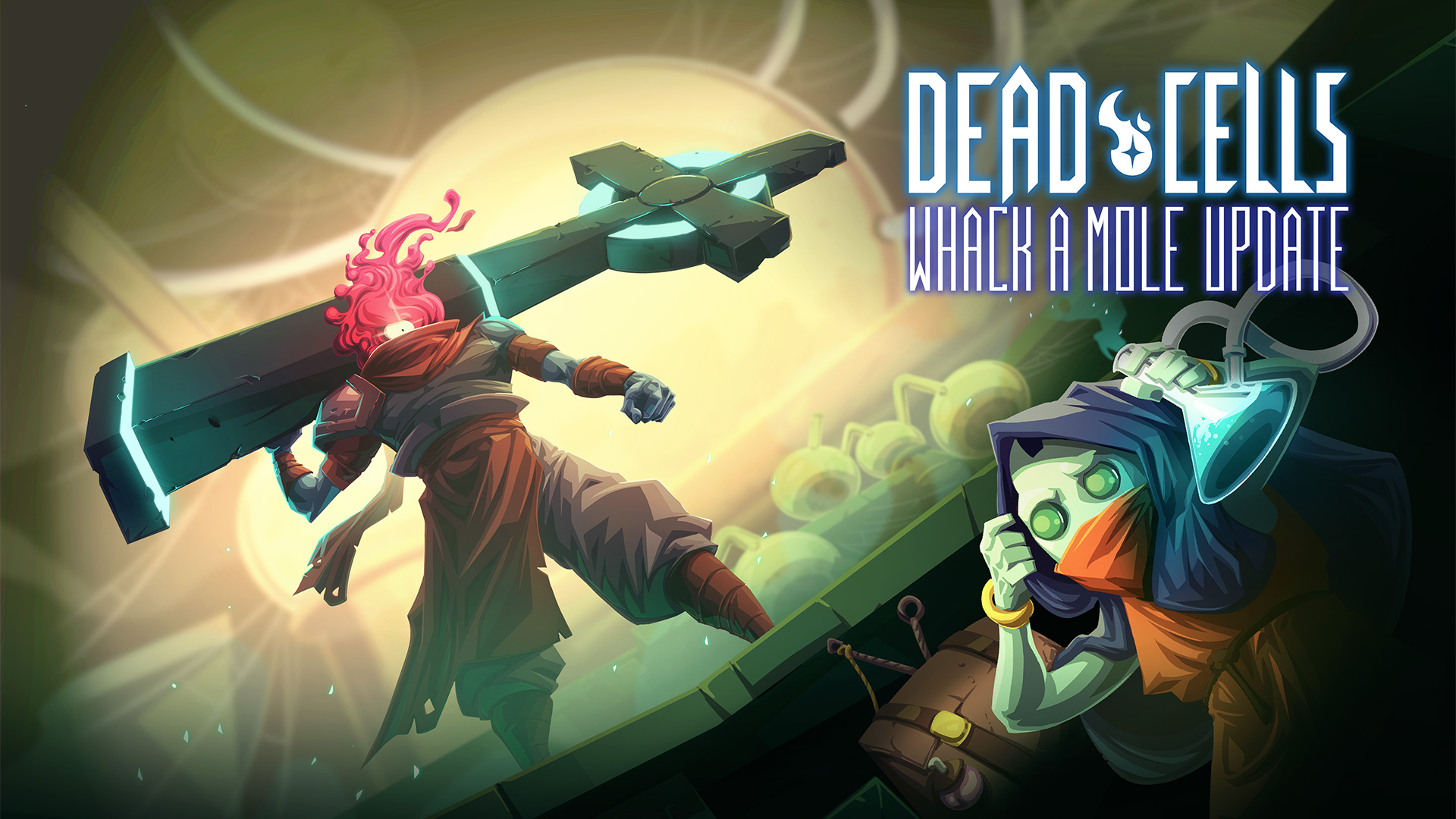 Dead Cells has a new difficulty curve and three more mutations to play around with screenshot