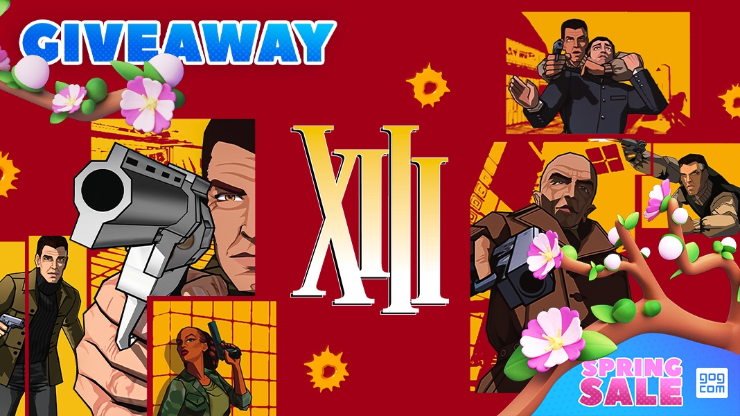 Classic cel-shaded shooter XIII is free to kick off GOG's spring sale screenshot