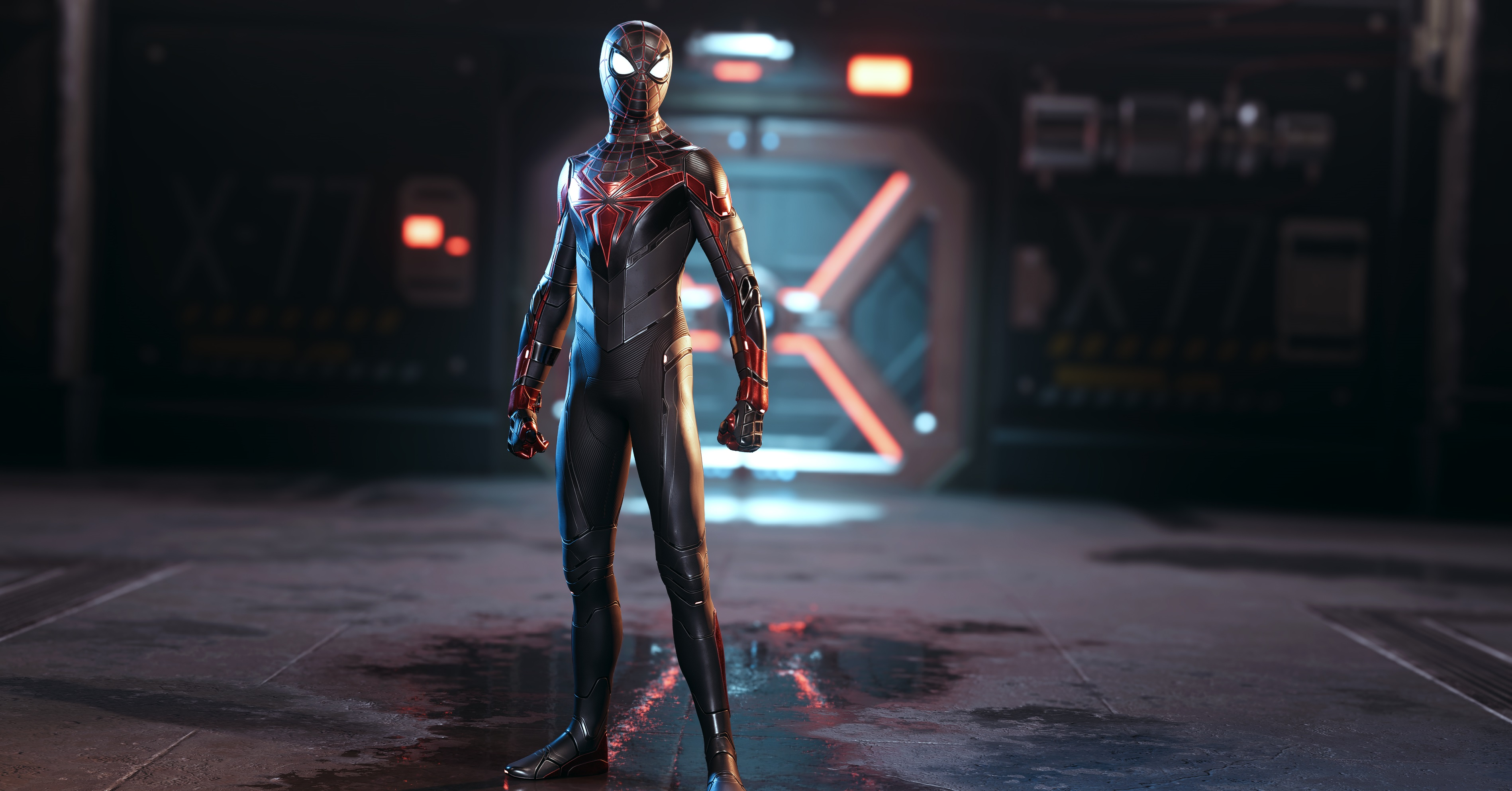 Oh hey look, a free new suit for Spider-Man: Miles Morales screenshot