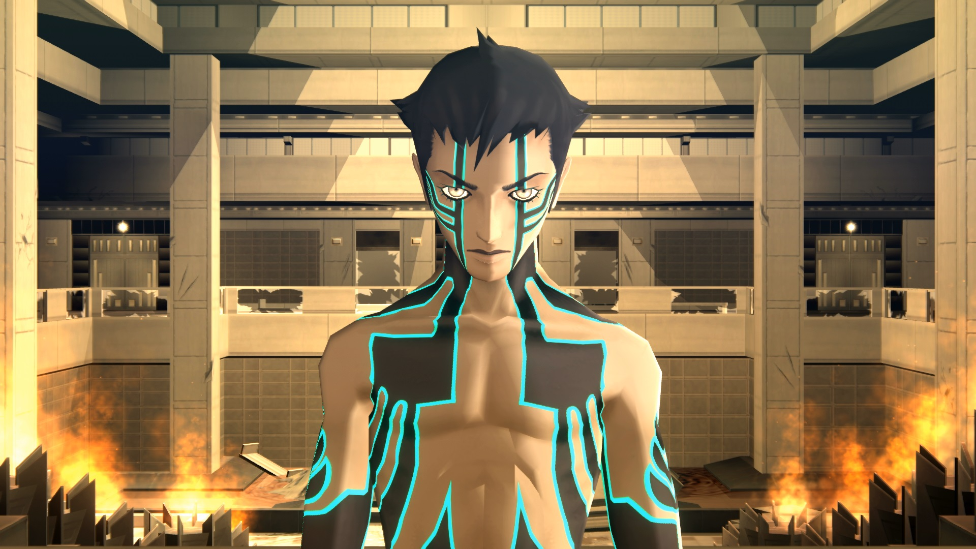 Yep, Shin Megami Tensei III Nocturne HD Remaster still looks great screenshot