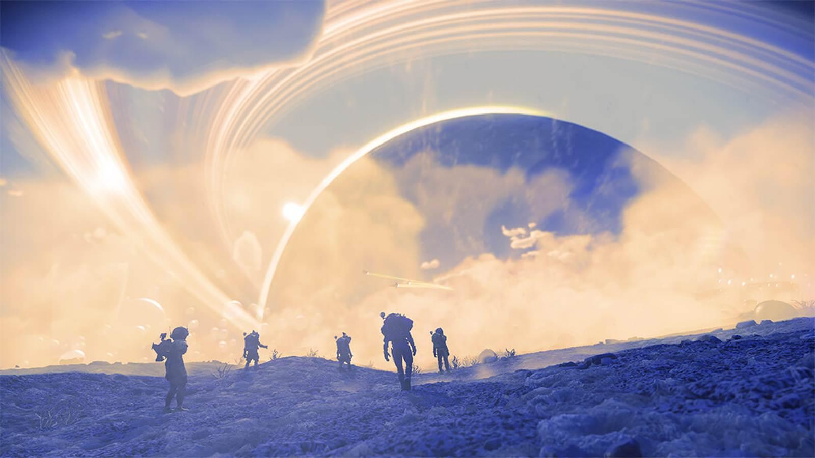 No Man's Sky adds a seasonal Expeditions mode screenshot