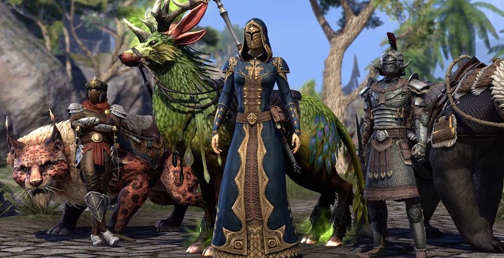 The Elder Scrolls Online: Console Enhanced launches June 8 on PS5 and Xbox Series X screenshot