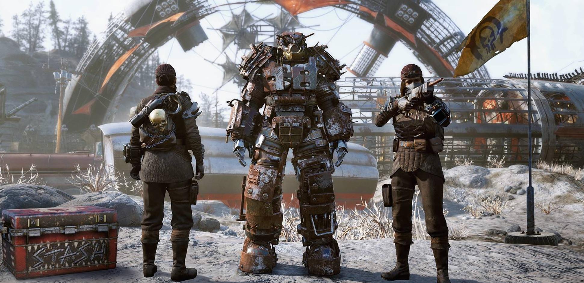 Bethesda's Fallout 76 AMA reveals more hope for the future screenshot
