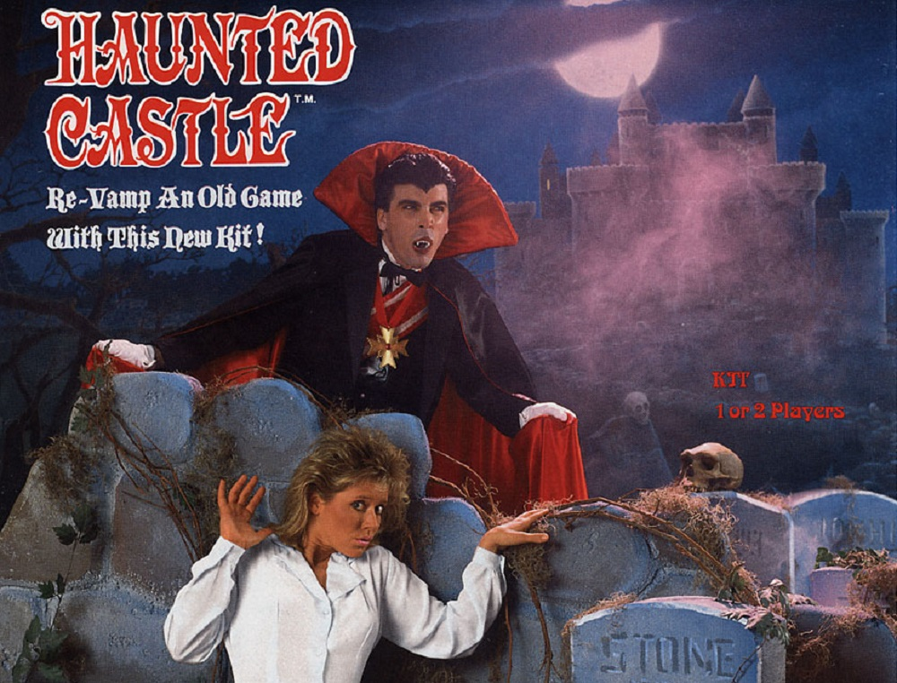 Return to Castlevania's roots with Arcade Archives' Haunted Castle screenshot