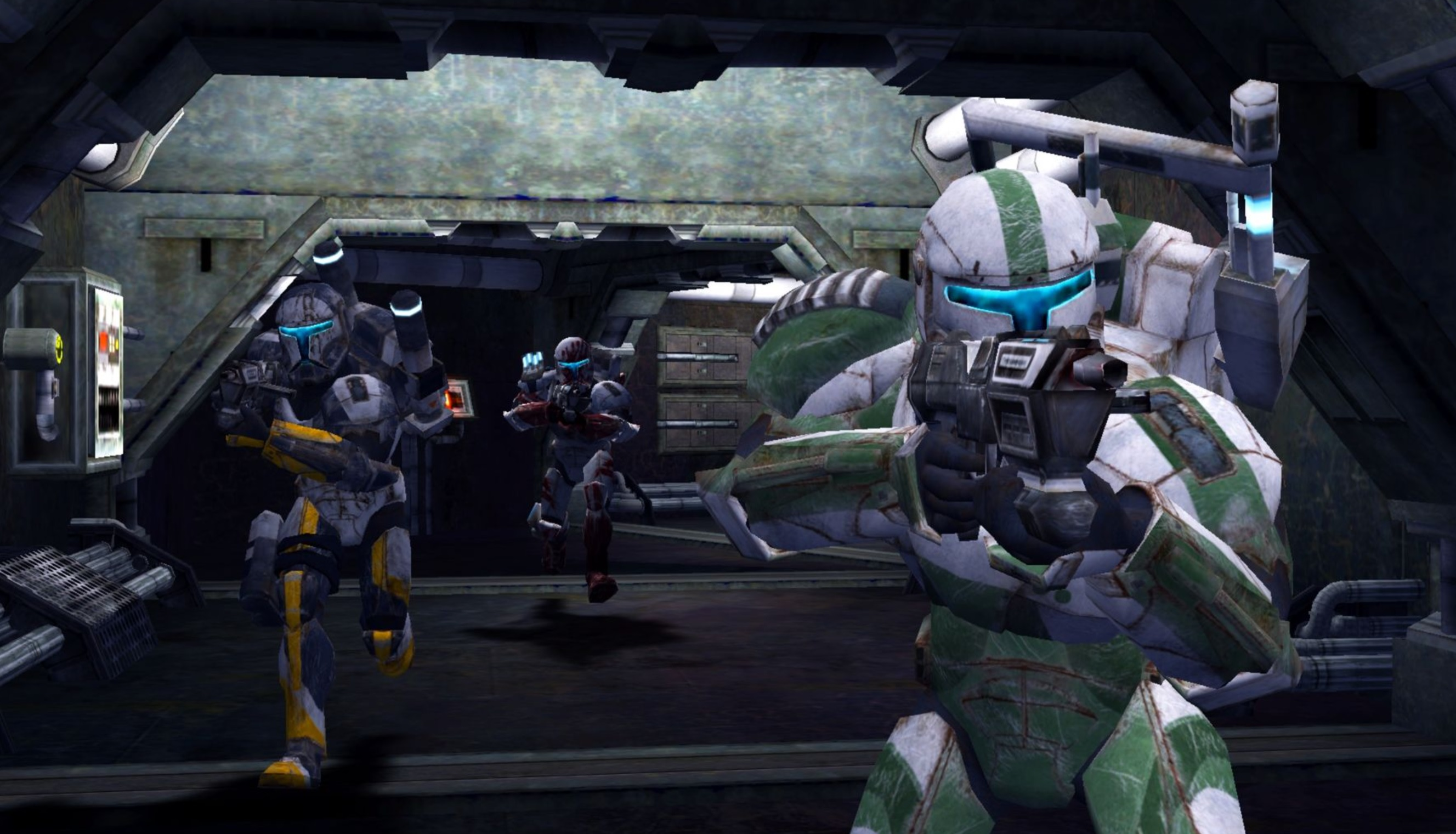 Nintendo Download: Star Wars: Republic Commando screenshot