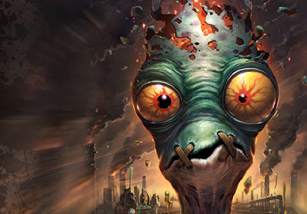 Oddworld Collection compiles three classics for Nintendo Switch screenshot