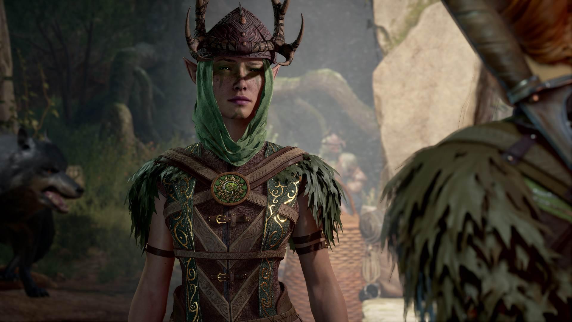 Larian founder Swen Vincke on dice, druids, and Baldur's Gate 3 screenshot