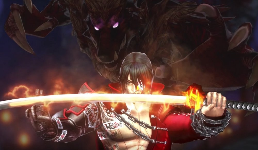 Zangetsu now playable in Bloodstained: Ritual of the Night mobile edition screenshot