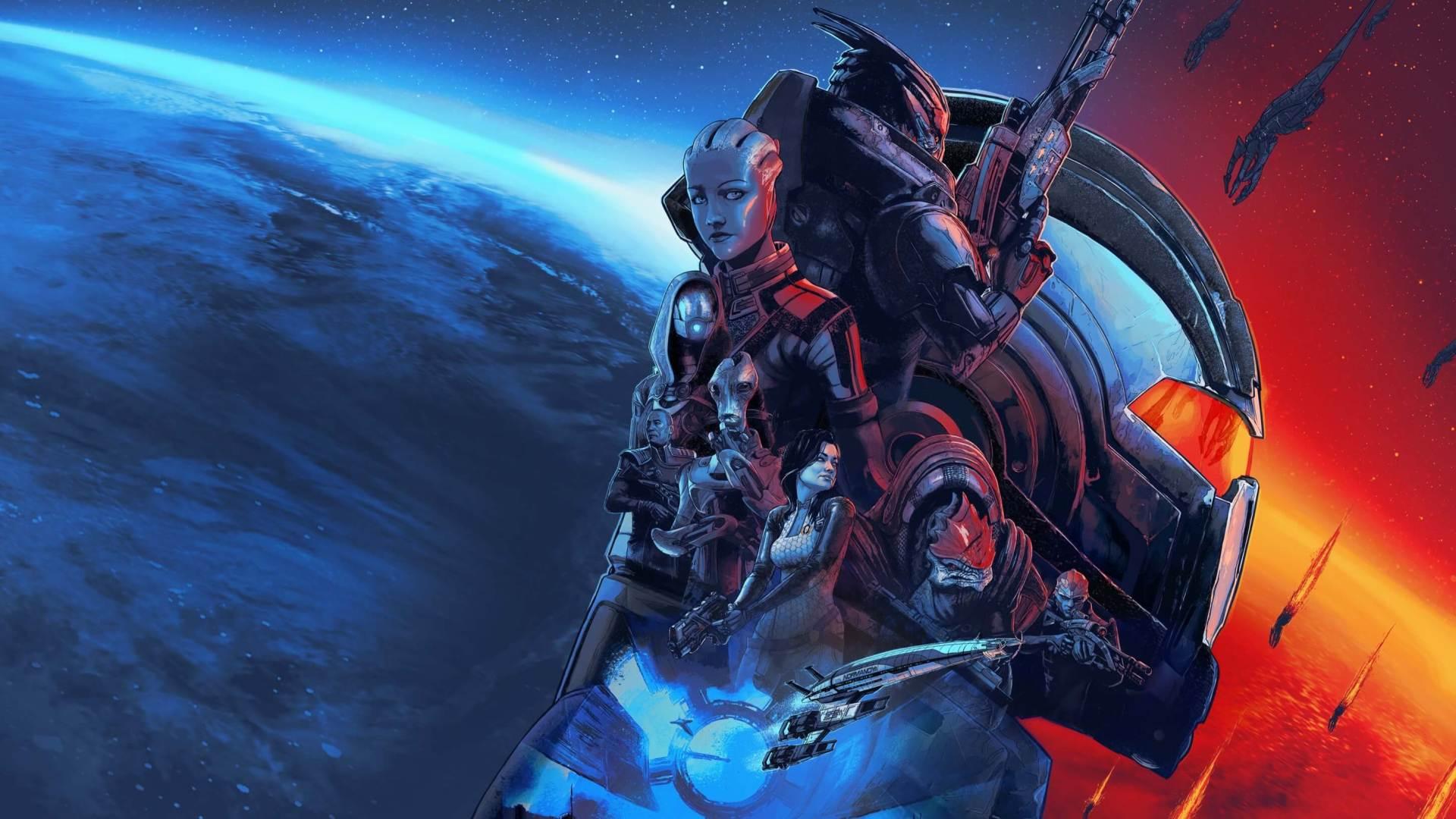 BioWare details how it's rebalancing Mass Effect for the Legendary Edition screenshot