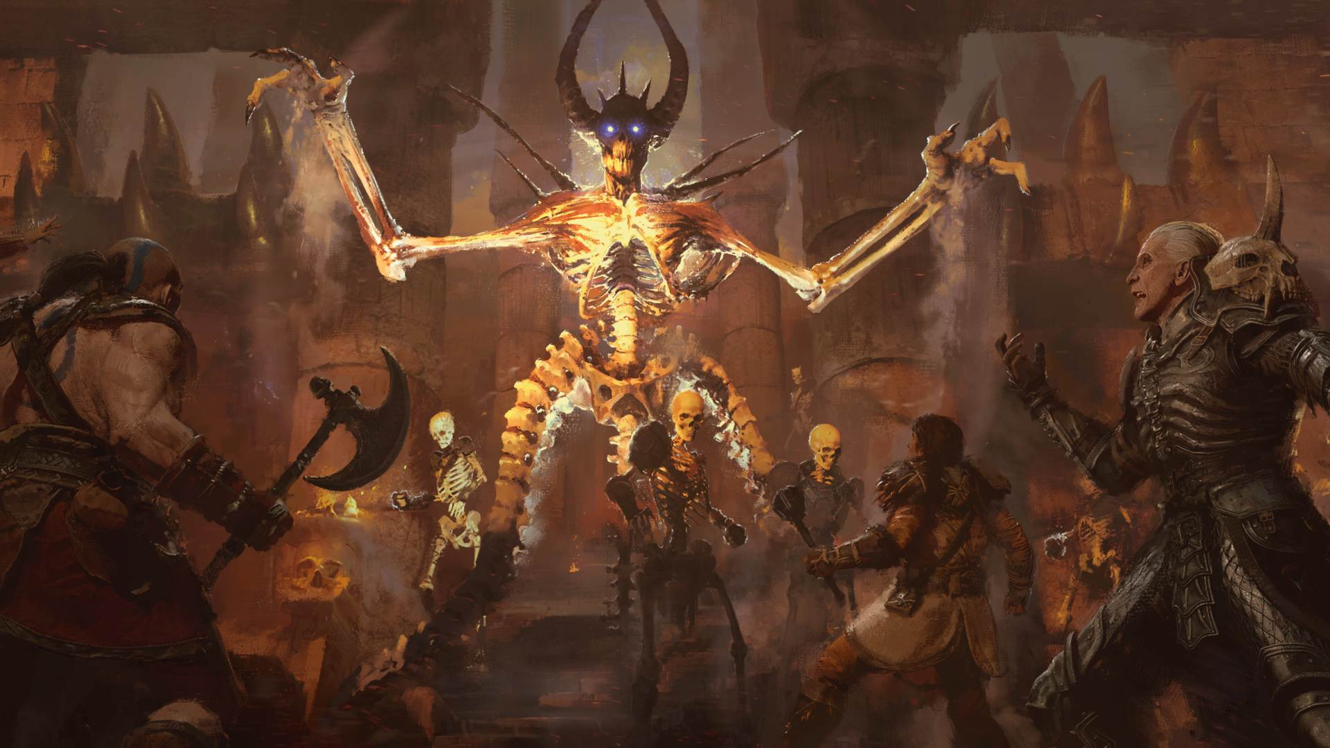 Diablo II: Resurrected will have a single-player technical alpha this weekend screenshot