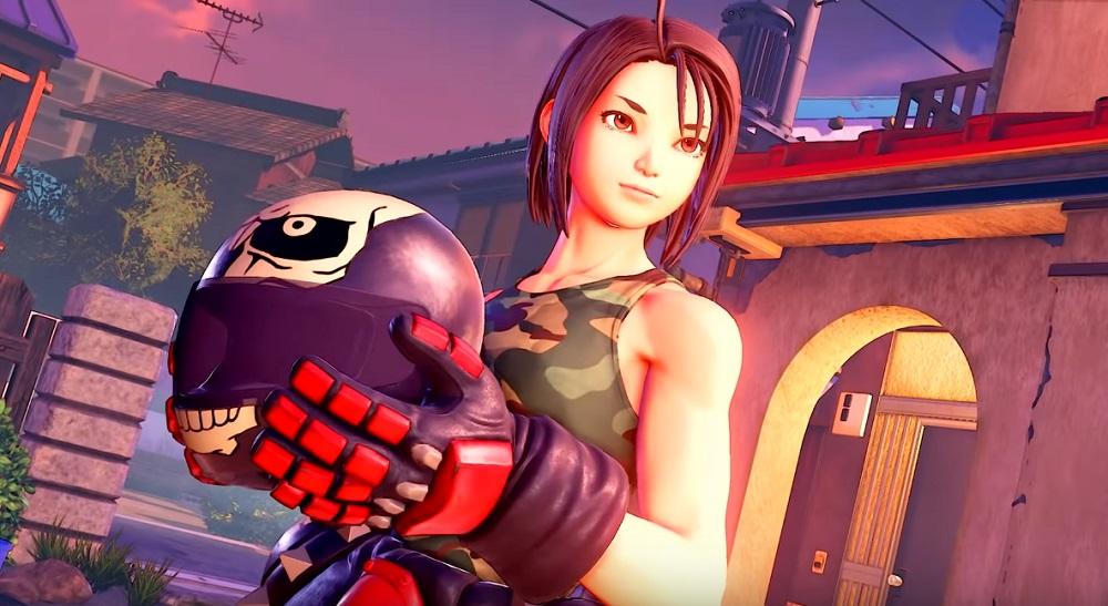 School's Out: Akira Kazama kicks ass in her first Street Fighter V: Champion Edition trailer screenshot