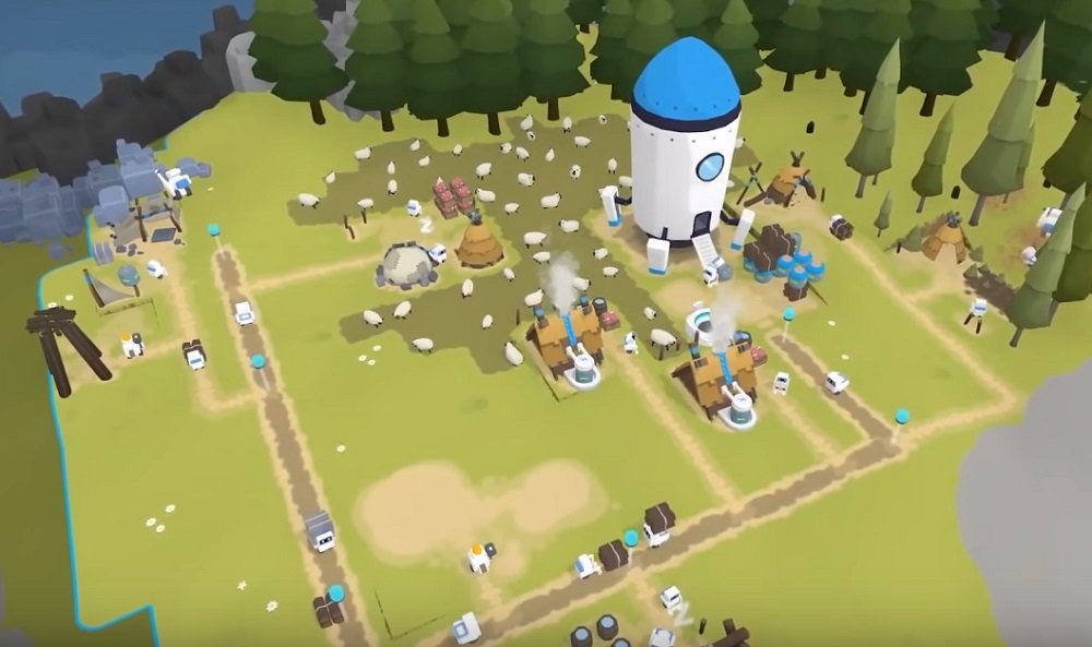 Adorable city-builder The Colonists moves in on PS4, Xbox One, and Switch next month screenshot
