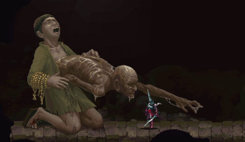 Blasphemous is getting an unholy physical edition in June screenshot