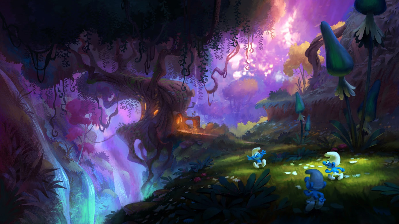 Brace yourself, we're getting five Smurfs video games 'over the next five years' from Microids screenshot