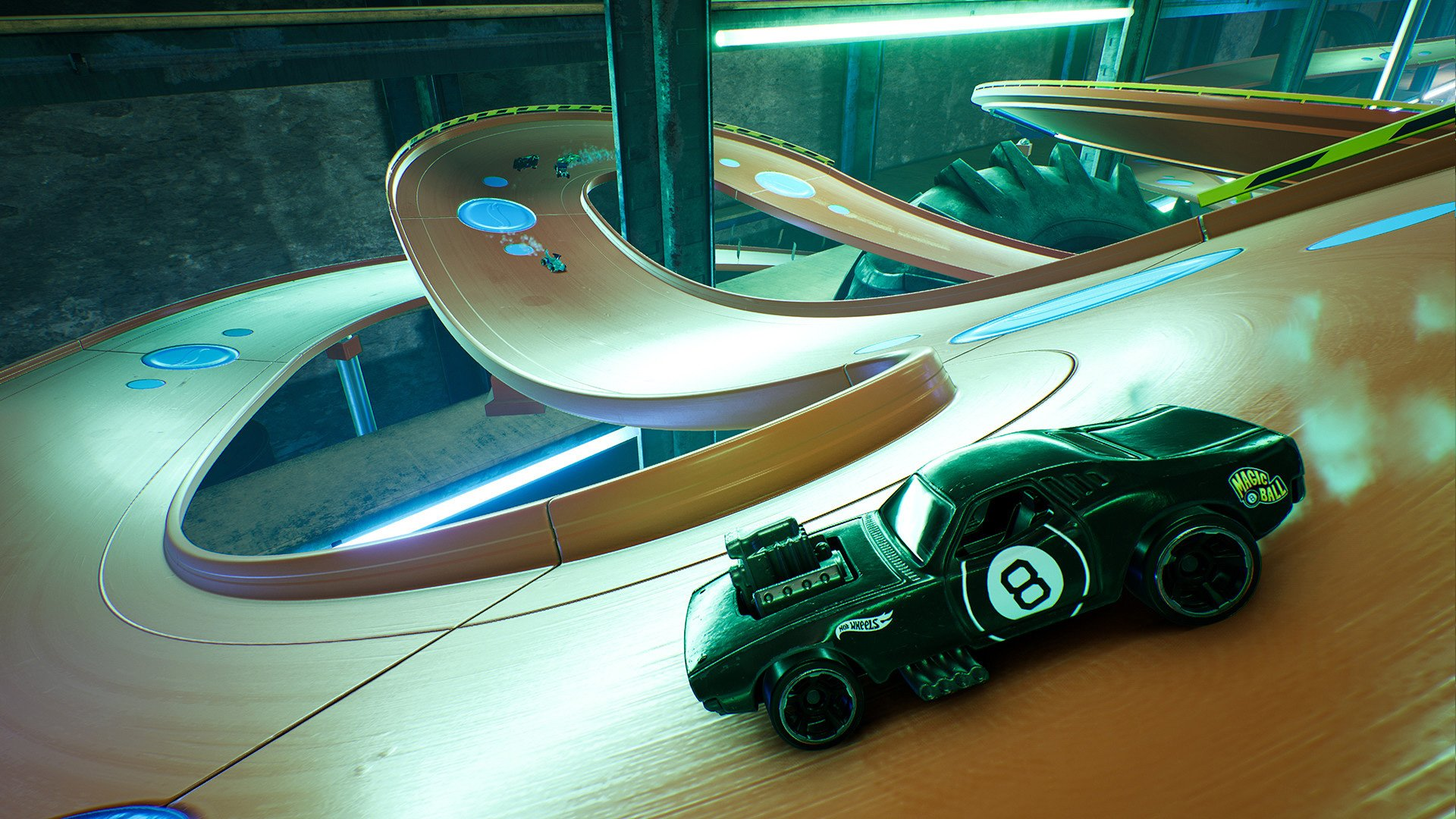 Hot Wheels Unleashed is worth watching for arcade racing fans screenshot
