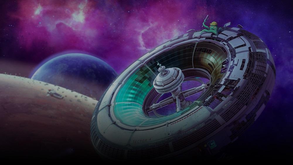 Review: Spacebase Startopia screenshot