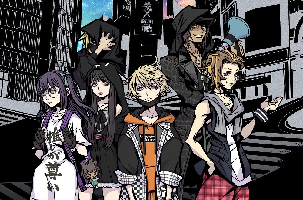 NEO: The World Ends with You launches July 27 on PS4 and Switch, is also headed to PC screenshot