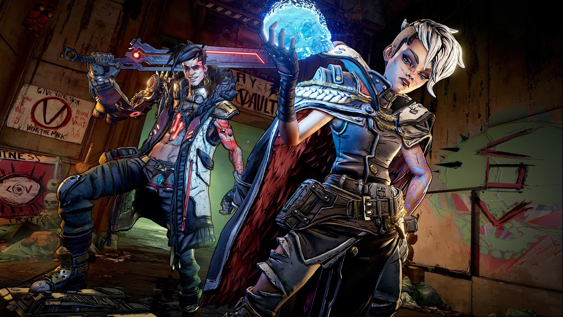 2K says that Borderlands 3 isn't coming to Switch, PEGI rating was an error screenshot