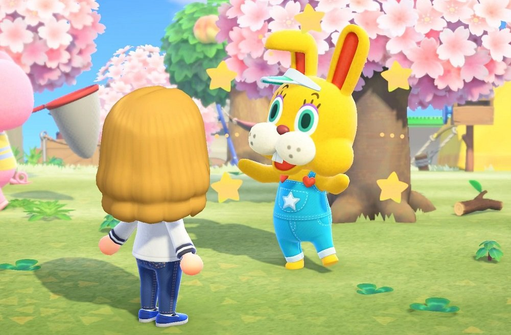 A year later, you still can't keep Animal Crossing: New Horizons away from the top of the UK Charts screenshot