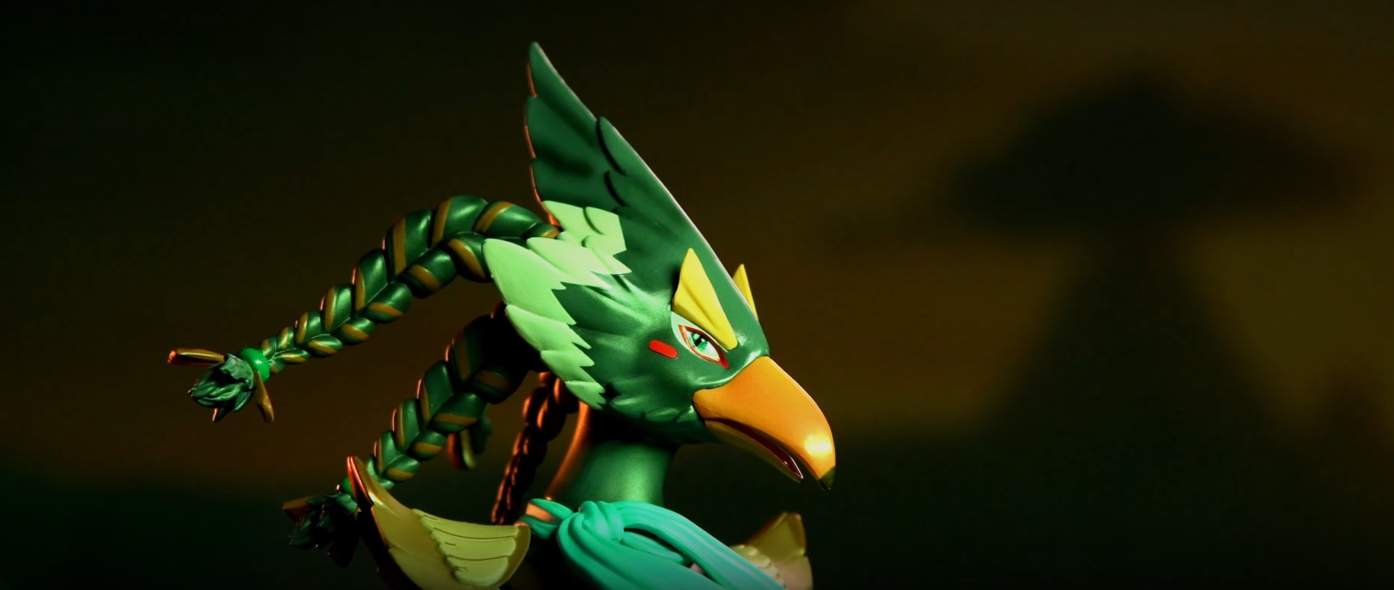 First 4 Figures is doing a Zelda: Breath of the Wild line, and it starts with the best Champion of them all screenshot