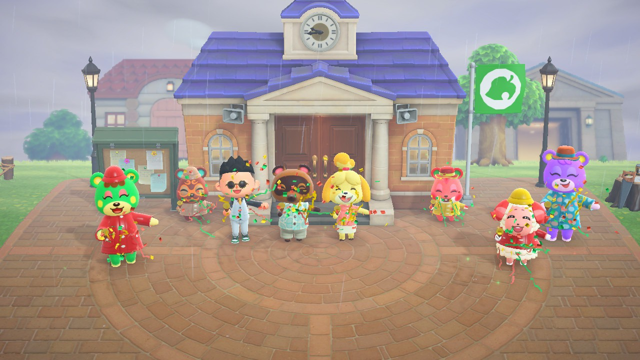 The success of Animal Crossing: New Horizons could influence future games, Nintendo says screenshot