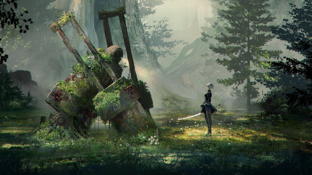 NieR: Automata's maligned PC port is finally getting patched screenshot