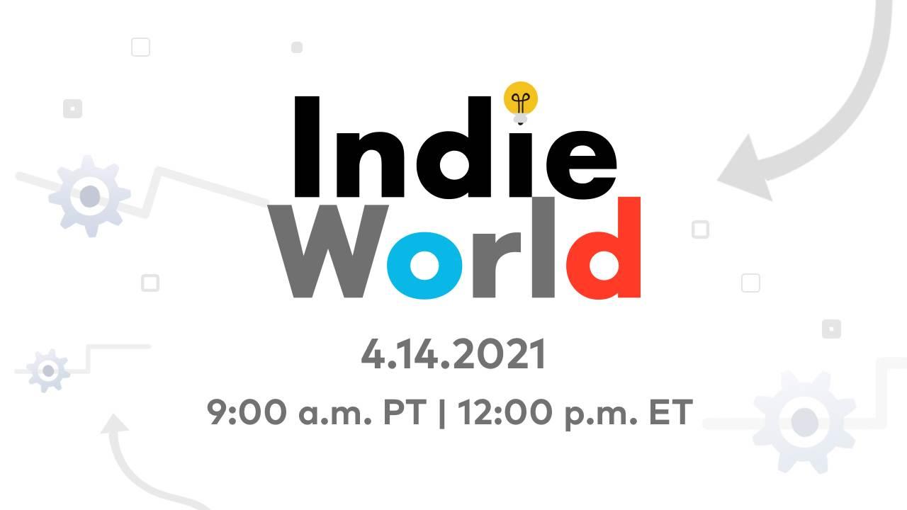 A new Nintendo Indie World Showcase is coming tomorrow screenshot