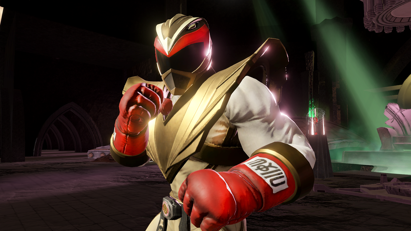 Ryu and Chun-Li are joining the Power Rangers: Battle for the Grid roster screenshot