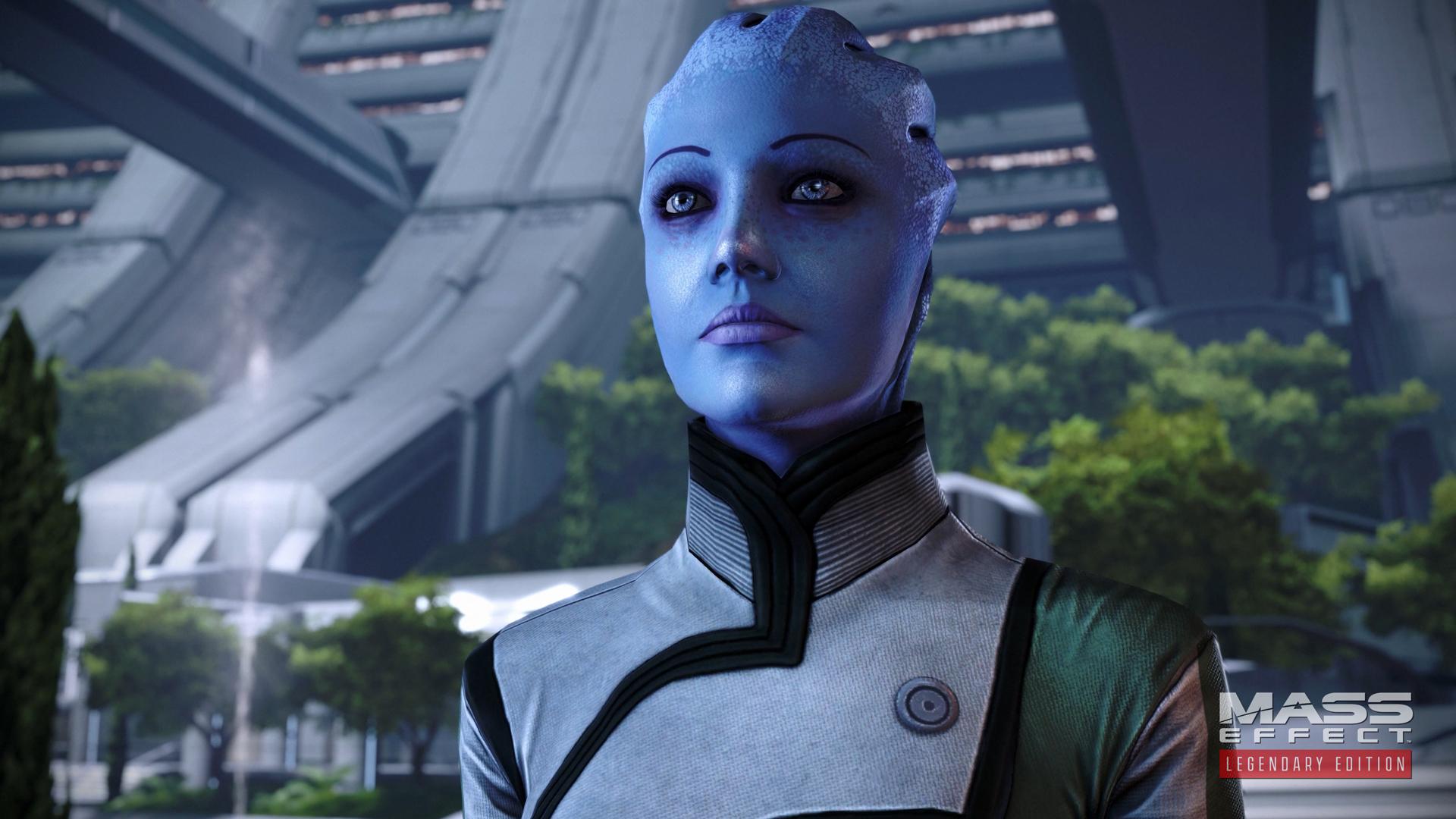 BioWare breaks down Mass Effect: Legendary Edition's visual overhaul