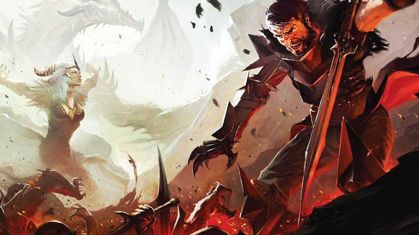 Former Dragon Age 2 dev reflects on what they would change, a decade later screenshot
