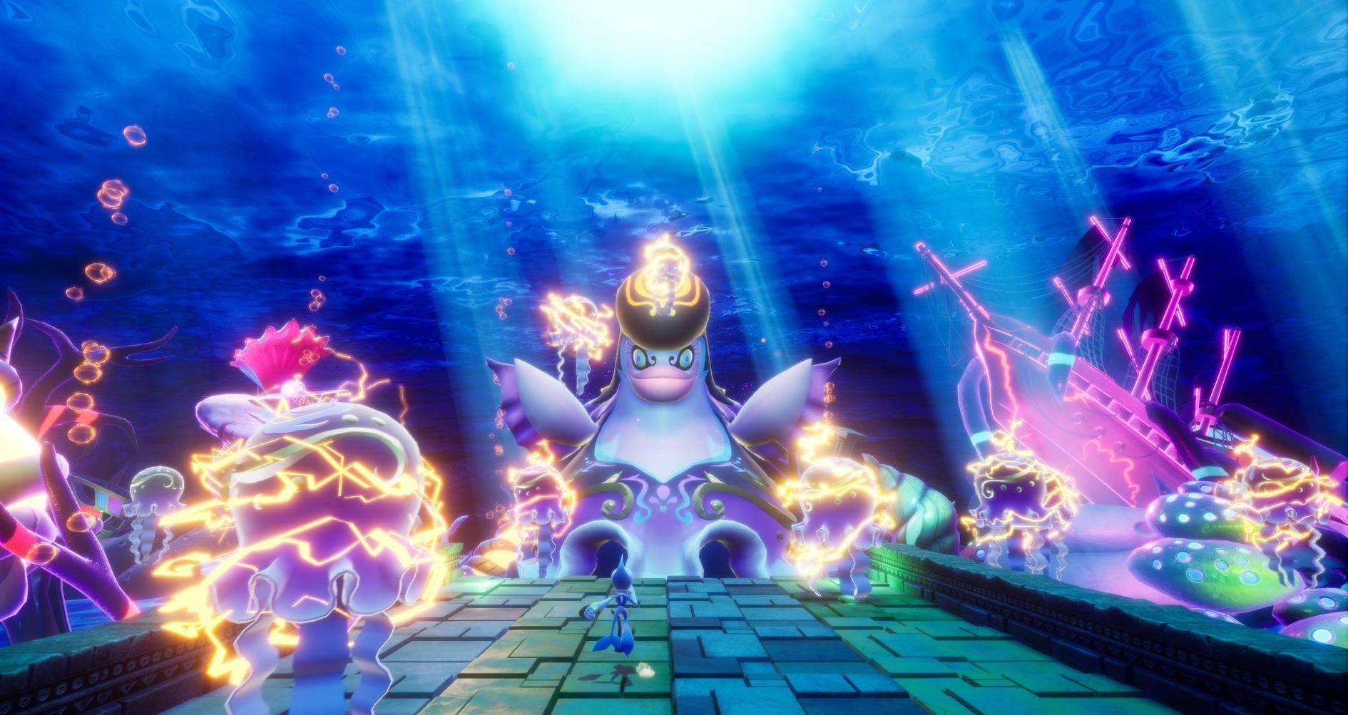 The hits keep coming: Square Enix is taking down the Balan Wonderworld demo