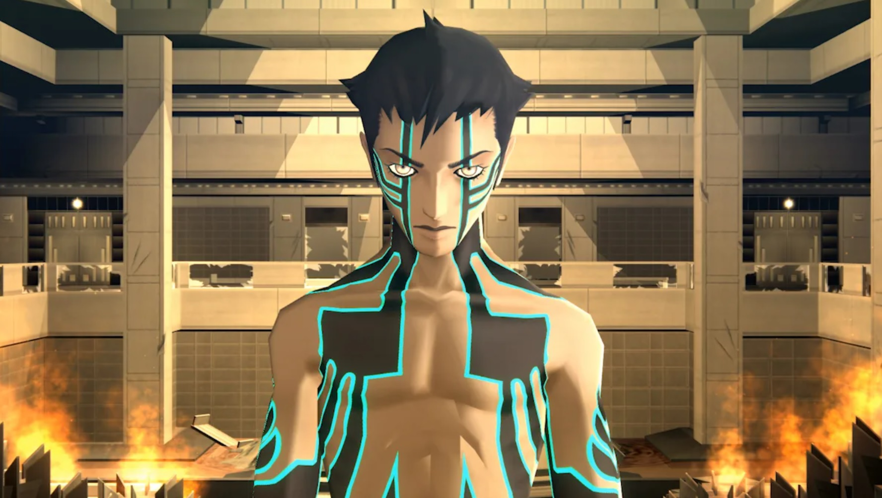 Shin Megami Tensei III Nocturne HD Remaster is just as good as I remember screenshot