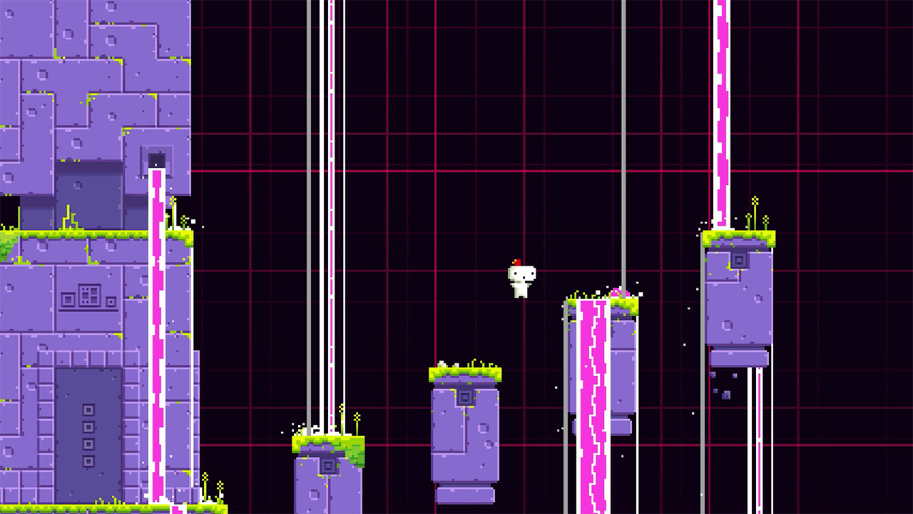 Fez is back with a Nintendo Switch version out today screenshot