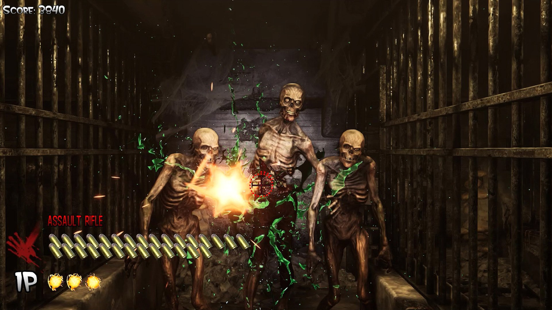 The House of the Dead: Remake is out this year and here's how it looks on Nintendo Switch