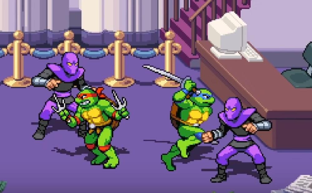 Teenage Mutant Ninja Turtles: Shredder's Revenge confirmed for Switch with new trailer