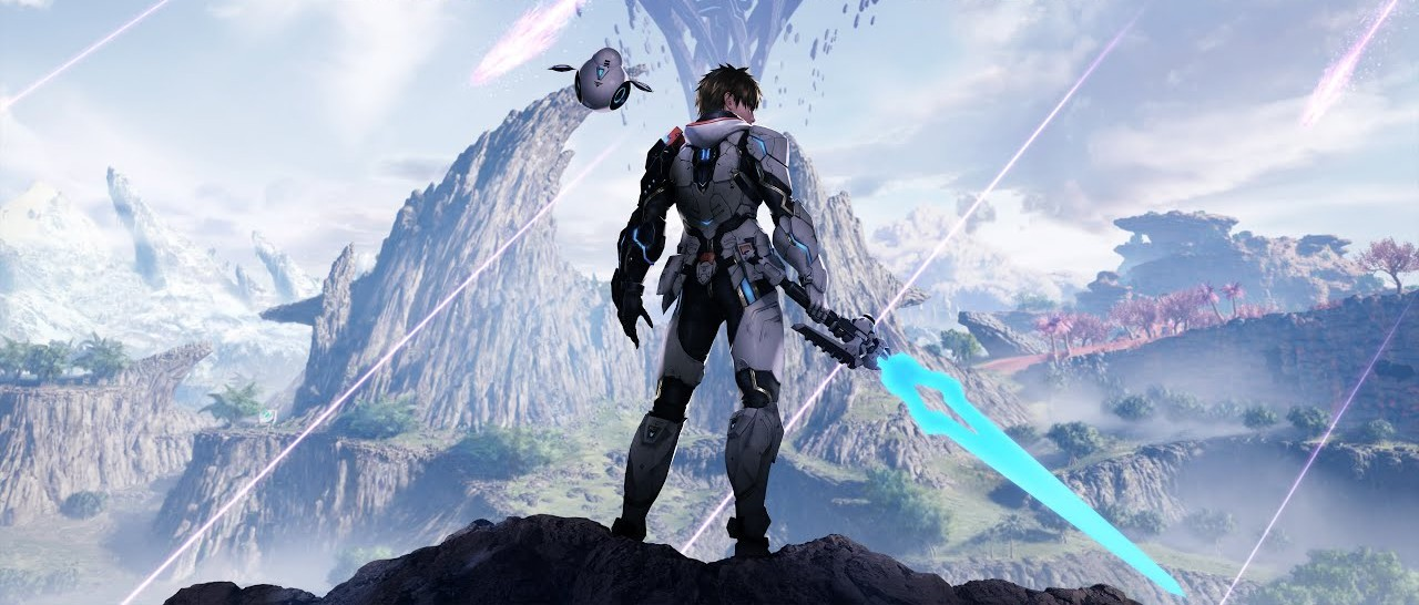 Phantasy Star Online 2: New Genesis is running a beta program next month screenshot