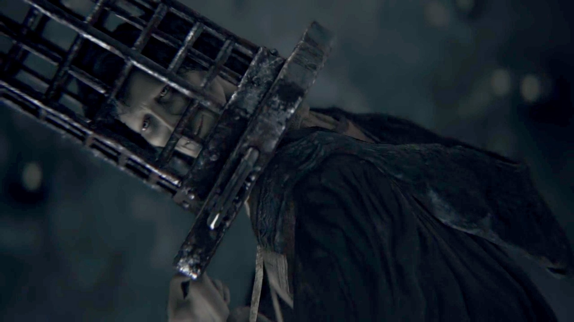 I'll never get tired of Bloodborne players destroying Micolash before he can run away screenshot