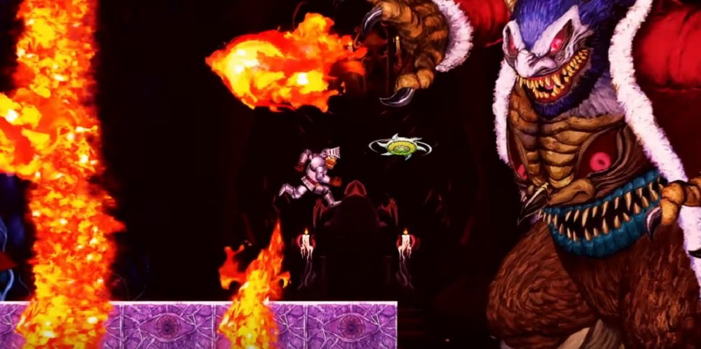 Ghosts 'n Goblins Resurrection will be creeping onto PS4, PC, and Xbox One screenshot