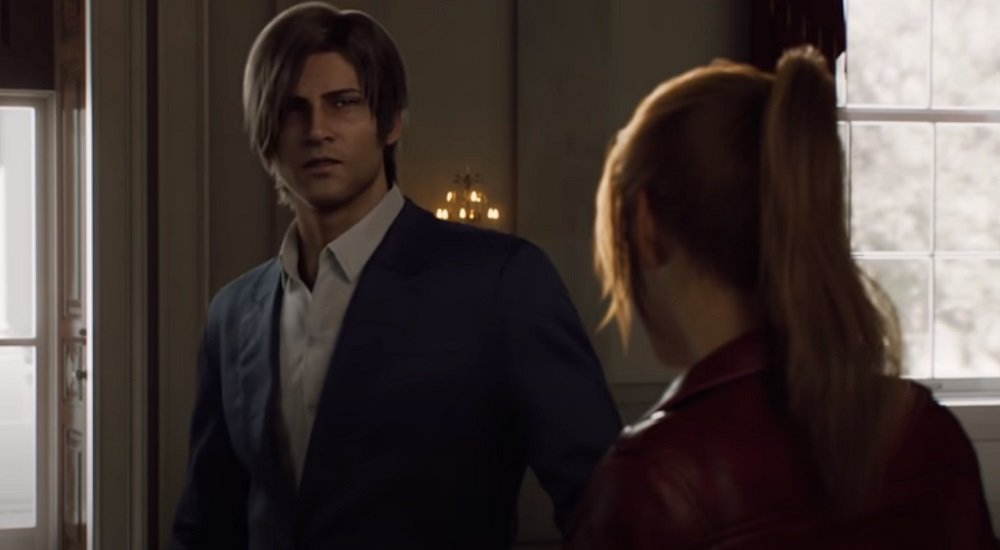 What do you think of the new trailer for Resident Evil: Infinite Darkness? screenshot