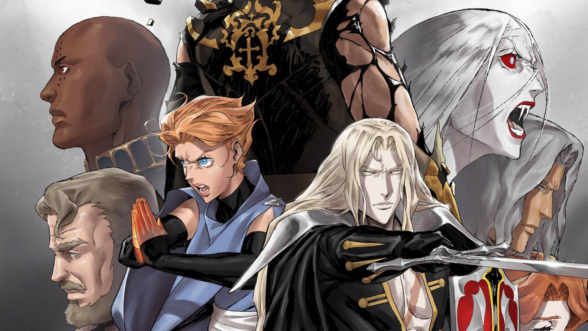 Netflix's Castlevania airs its final season next month, but new series could be coming screenshot