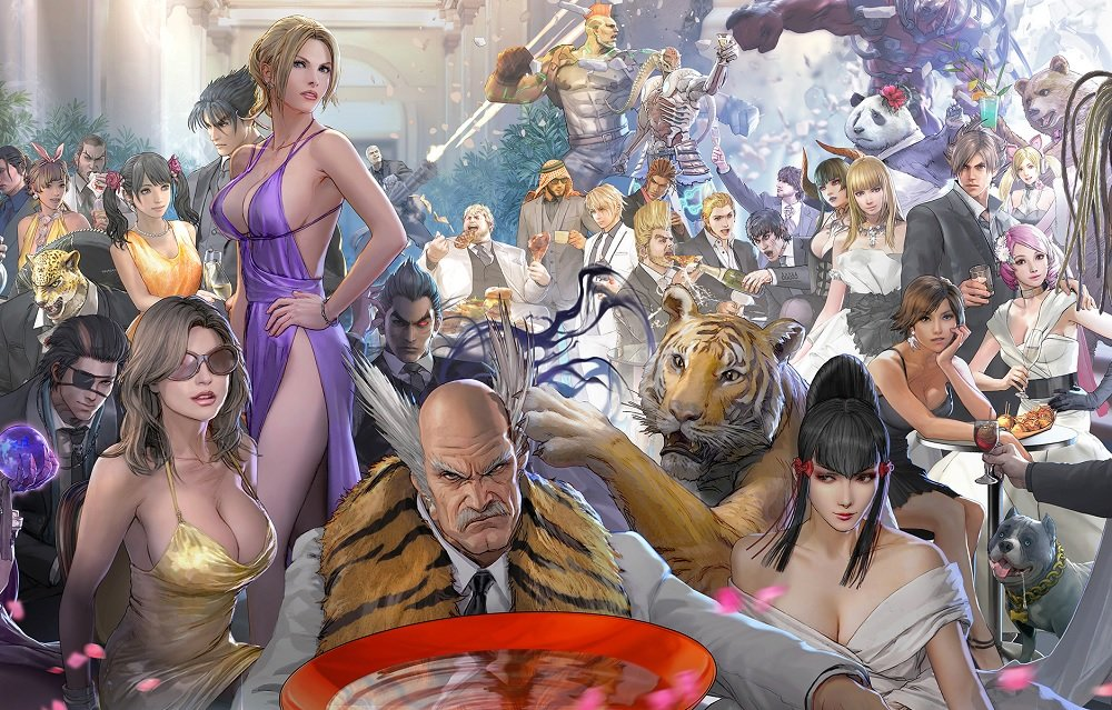 Tekken 7 celebrates seven million sales with updated artwork screenshot
