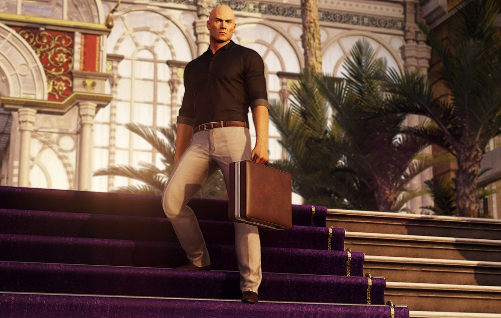 Hitman developer IO Interactive expands with new Barcelona studio screenshot