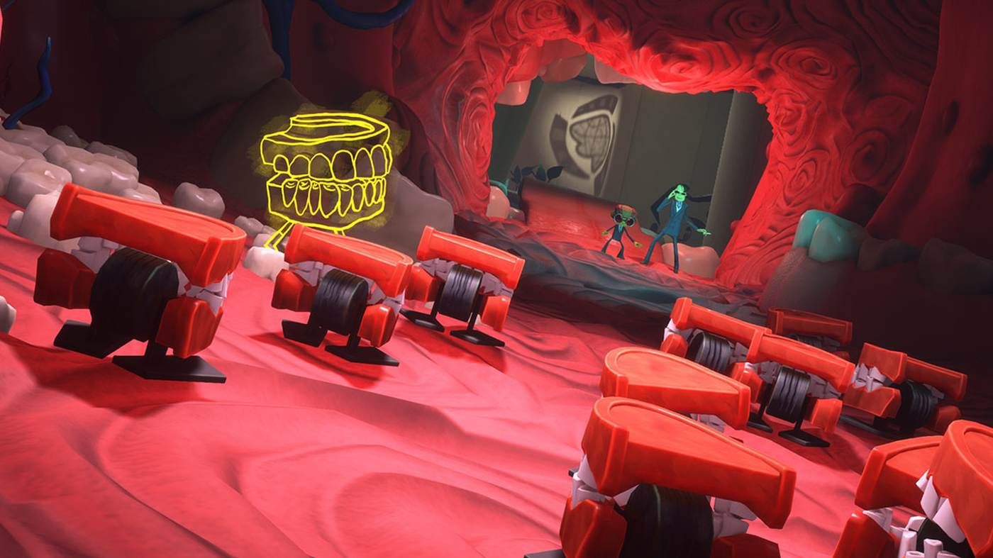 Double Fine reaffirms Psychonauts 2 is coming this year screenshot