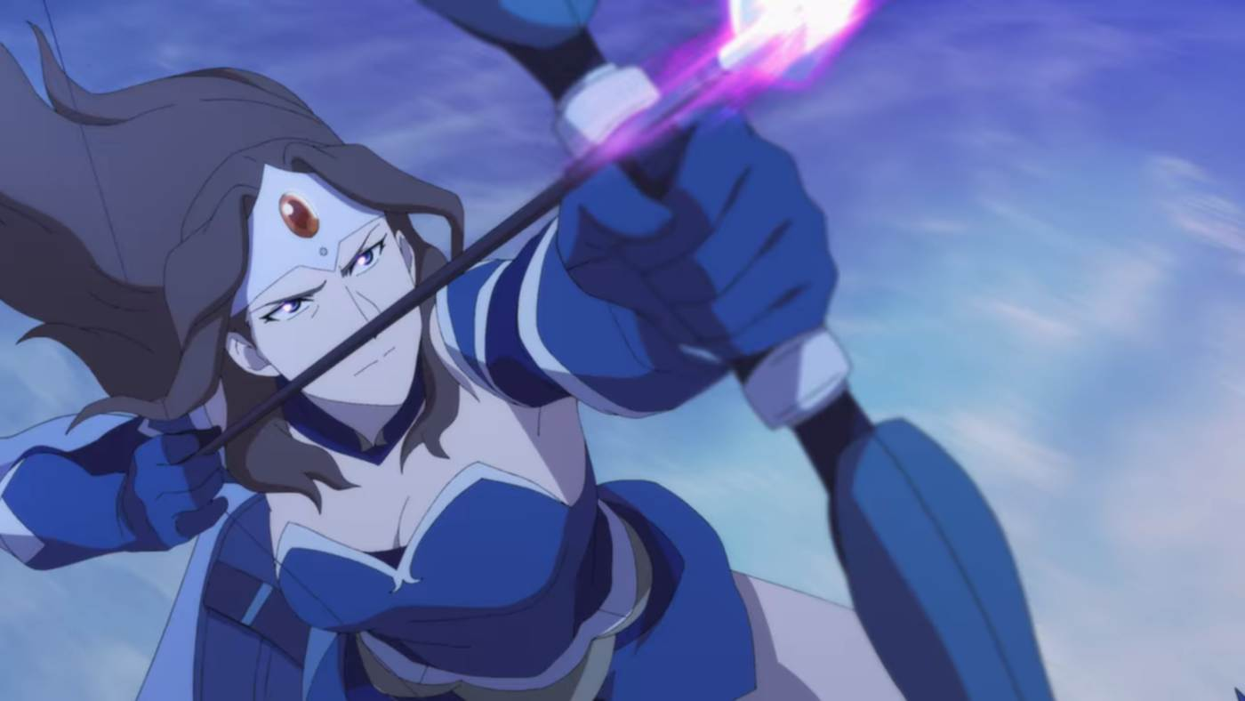 Dota: Dragon's Blood is getting a second season screenshot