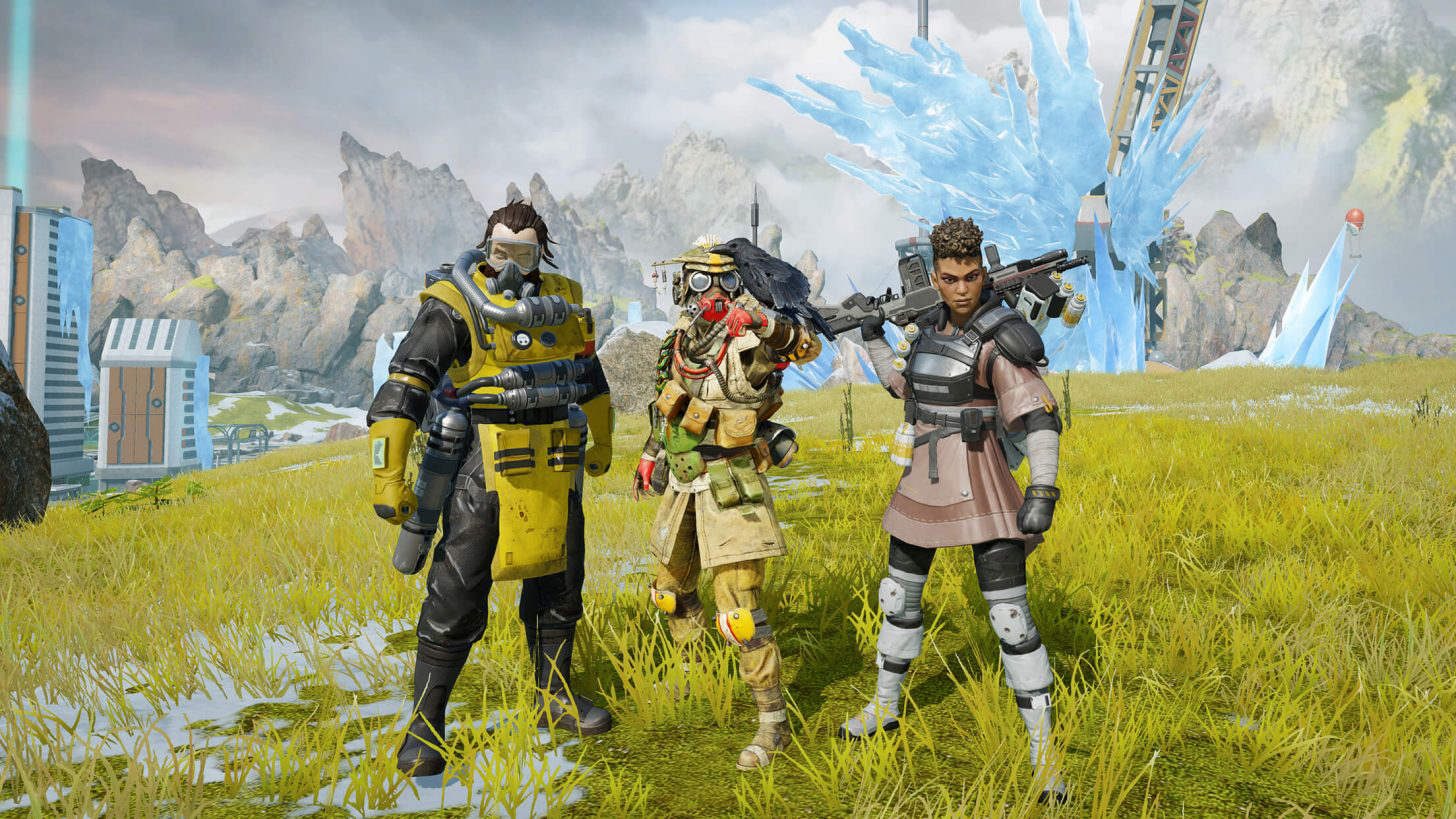 Apex Legends Mobile will begin beta tests later this month screenshot