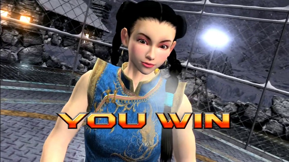Modder unlocks full Xbox 360 edition of Virtua Fighter 5: Final Showdown within Yakuza: Like a Dragon screenshot