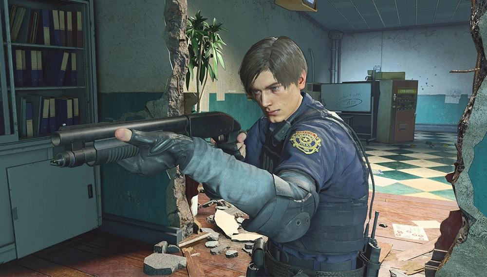 Resident Evil Re:Verse is getting a third open beta tomorrow screenshot