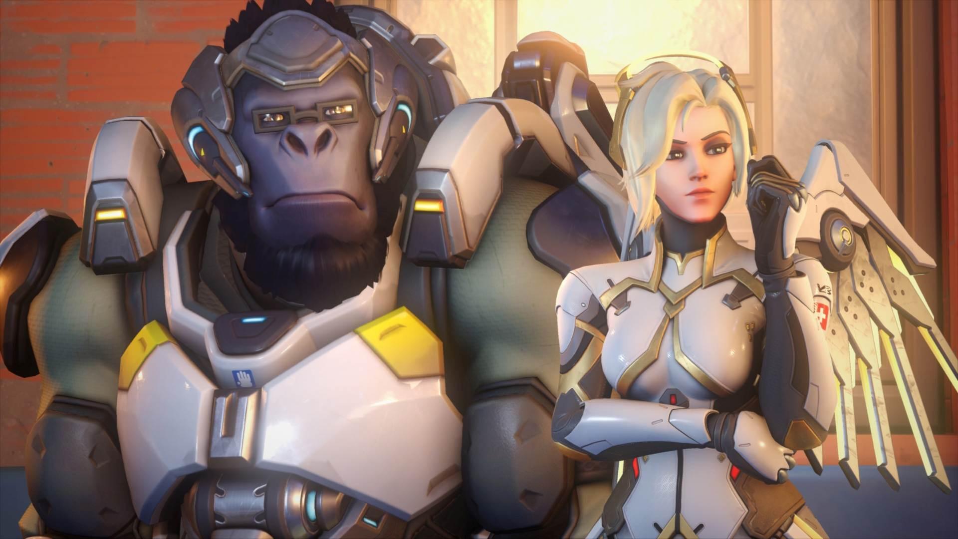 Overwatch director Jeff Kaplan is leaving Blizzard screenshot