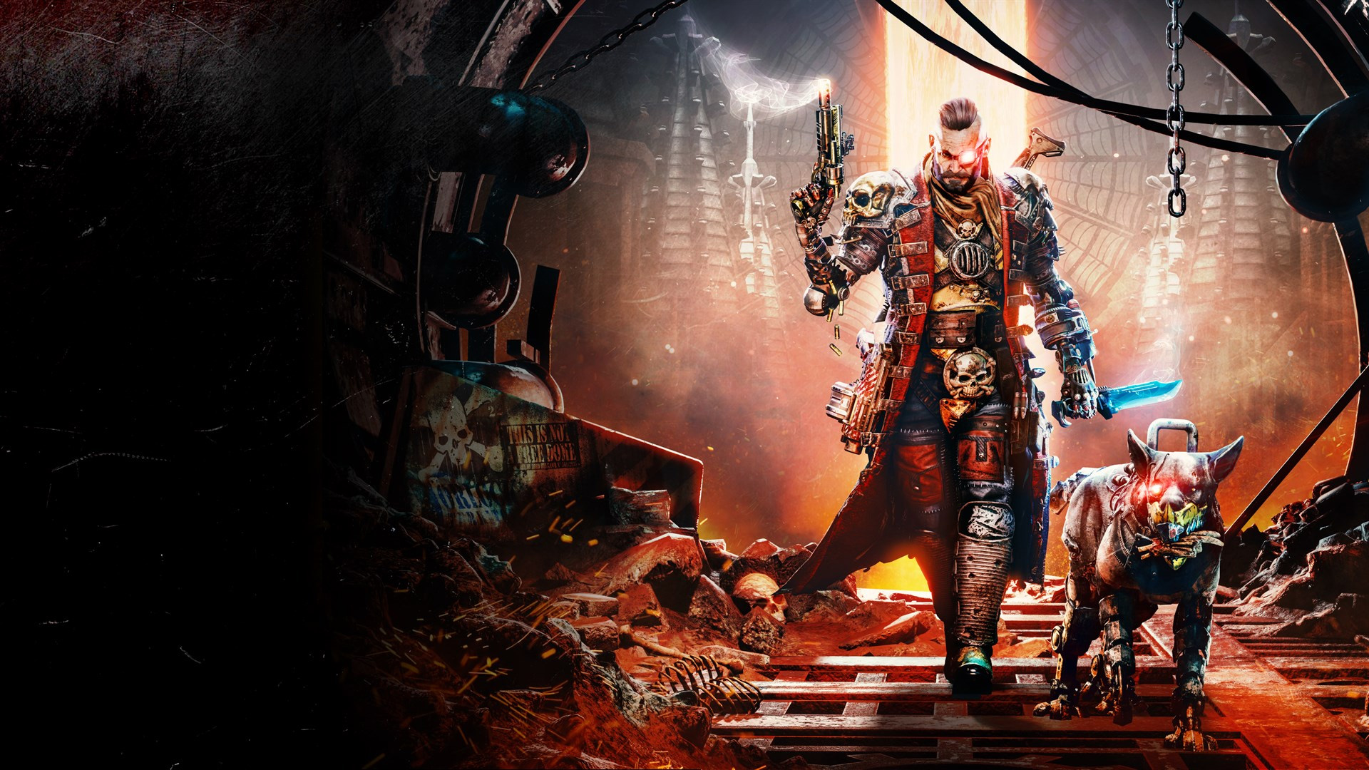 Focus Home is in acquisition mode, purchases Space Hulk and Necromunda dev Streum On screenshot