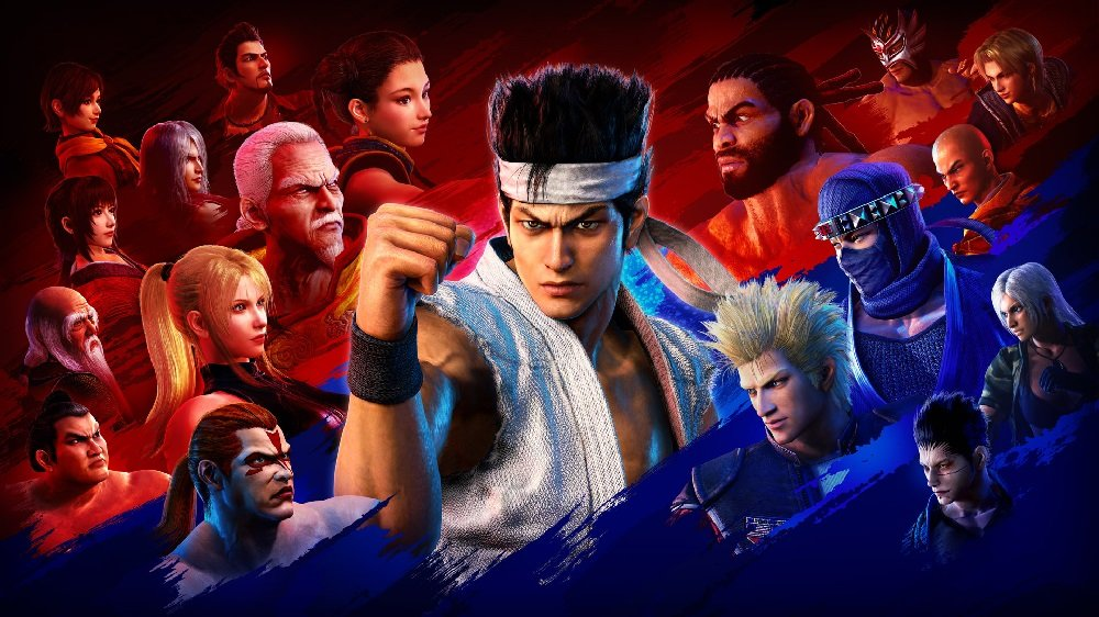 Virtua Fighter eSports for PS4 appears on Japanese PSN screenshot